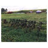 "John Deere RM 4 row 38"" Cultivator"