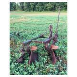"John Deere 415 16"" 2 bottom plow"