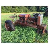 1939 Allis Chalmers Model WC Tractor