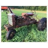 (Parts tractor)
