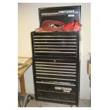 Craftsman Chest on Chest toolbox