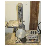 """Sears Craftsman 4"""" Belt and 6"""" Disc Sander"""