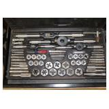 tap and die sets Metric and SAE