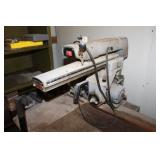 Rockwell Deluxe 105 Radial Arm Saw