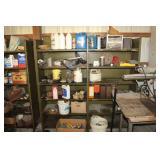 Oils, Lubricants, Coolants, etc.