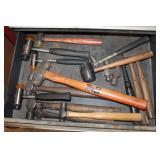 Hand tools incl. Hammers, Ball Peen, etc.