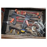 Clamps, Pipe Wrenches, Bolt Cutters, etc.
