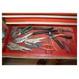 Pliers, Cutters, clamps, etc.