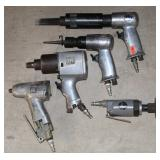 Air tools incl. Impacts, cutters, etc.
