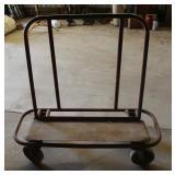 Rolling drywall cart/ tool cart