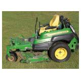 """Featuring 7 Iron Pro 54"""" Mowing Deck"""