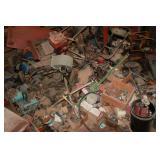 Massive Scrap Pile