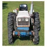 Tractor has 1,224 Miles