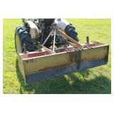 Land Pride Box Back Blade 15-72