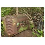 John Deere Model A Narrow Front Tractor