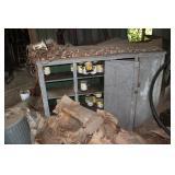 Primative Barn Cabinet