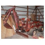 Ditch Witch Model P40 Trencher & Excavator