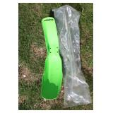 New front fender (Green)