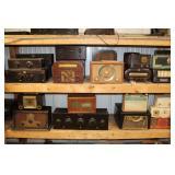 Big Secection of Vintage Radio