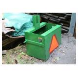 comes with ballast box