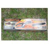 """Remington 3.5 Electric 16"""" bar chain saw"""