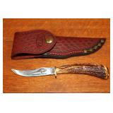 (2) Case XX knives w/ sheaths
