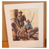 Pope & Young Washington State Bowhunters print