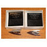 commemorative arrowheads