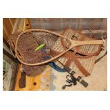 Reels,Fly  Fishing nets, creels, etc