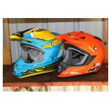ATV/Dirt bike helmets