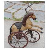 Riding horse on wheels (AS/IS)