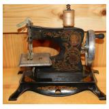 Little Miss Sewing machine