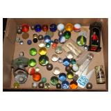 Fun box lots incl. Marbles