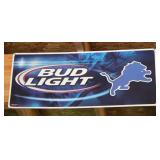Bud Light Detroit Tigers Sign