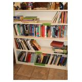Several bookcase full- Religious, Historical