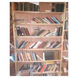 nice selection of books