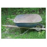 Wheel barrows- several