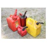 misc. gas cans