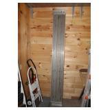 Aluminum scaffold pick