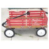 Berlin Flyer little red wagon