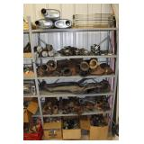 Mufflers, Exhaust manifolds, etc.
