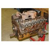 Ford 312 Engine restored w/ all new insides- bearings, etc.