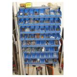 Adjustable bolt bins