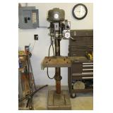 Rockwell/Delta Variable Pressure Drill press