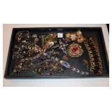 #5 Lot of signed Jewelry - Robert Boucher, Hobe, Hollycraft, Austria, Joseff, & more!