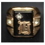 #72 Detroit Tigers Souv. Ring