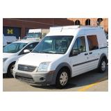 #1072 2012 Ford Transit Connect w/ 19,984 Miles