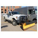 #1432 2012 Ford F-250 4x4 Pickup w/ 28,280 Miles