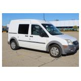 #1312 Ford Transit Connect Cargo