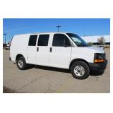 #1335 GMC Savana Work Van